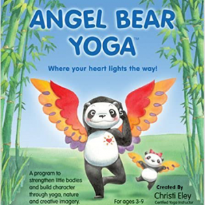 Angel Bear Yoga Product Cover