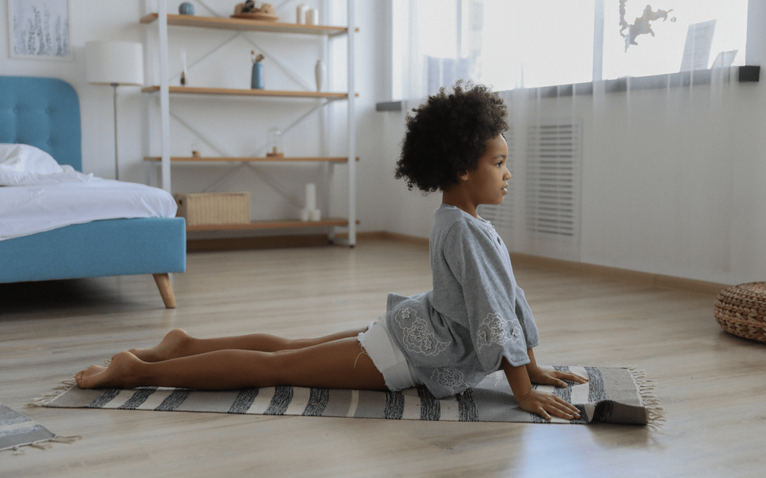 What Are The Benefits of Yoga for Children?