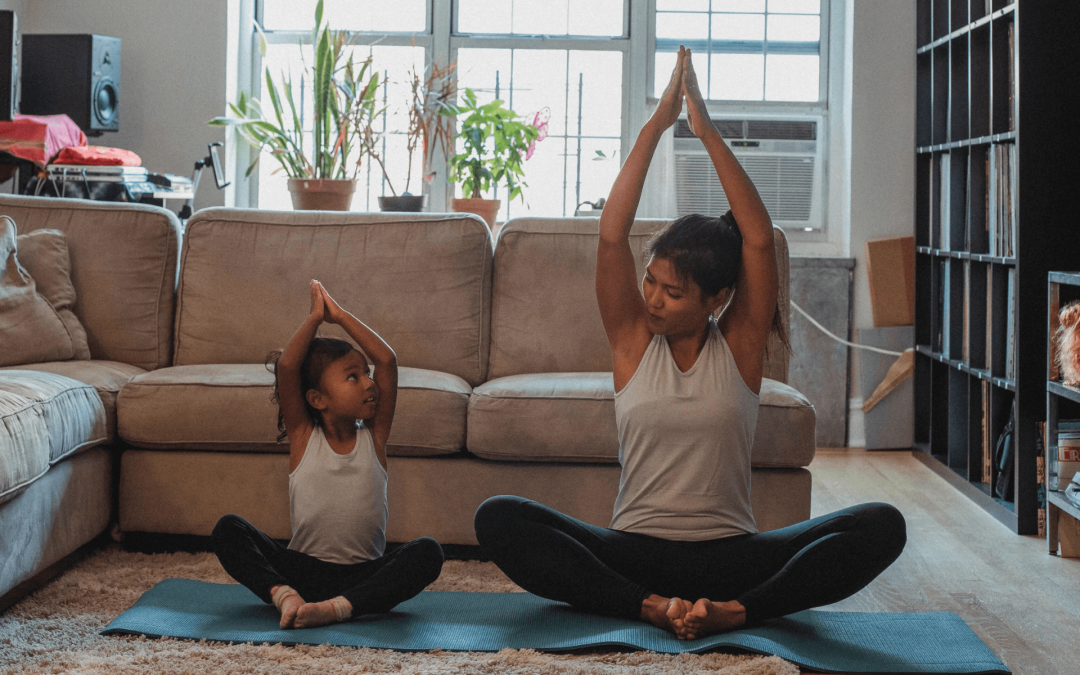 How to Develop Mindfulness in Children with Yoga?